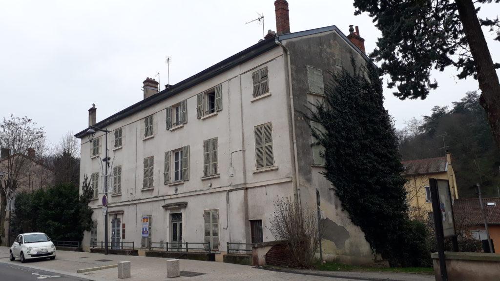 Villa des Lilas à Charbonnières les Bains